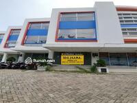 Dijual - Ruko Dijual Commercial Park Pulogebang Cakung Jakarta Timur