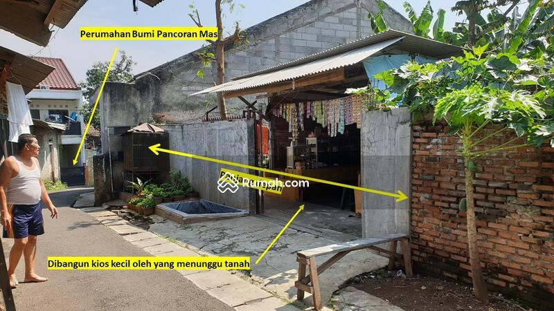 Tanah Pancoran Mas Depok #106701503