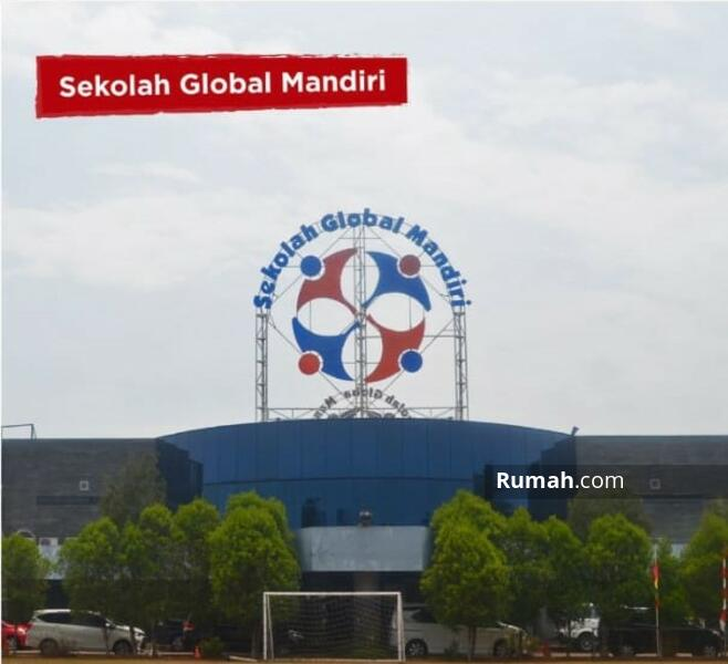 Rumah siap huni 2lt 9x16,5 148m Type 3KT Cluster Cassia JGC Jakarta Garden City #106708235
