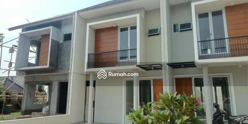 Rumah cluster modern strategis di jatiwaringin jakarta timur #106735205