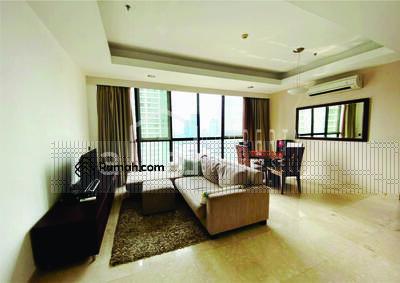 Disewa - Disewakan Harga Miring Apartemen Residence 8 3 BR Luas 153 m2 Fully Furnished