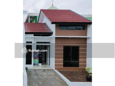 Dijual - Jual cepat rumah cluster siap huni lokasi strategis bebas banjir dekat stasiun/sumarecon kota bekasi