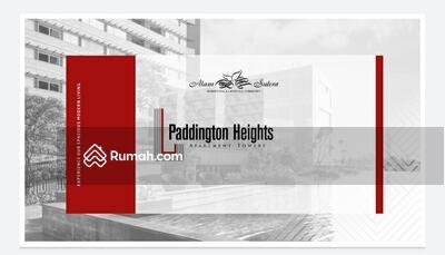 Dijual - Paddington Heights
