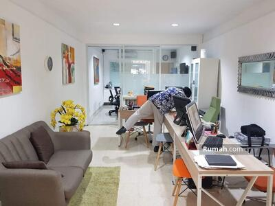 Dijual - Dijual Rumah Hitung Tanah Area Komersil Di Kebayoran Baru Jakarta Selatan