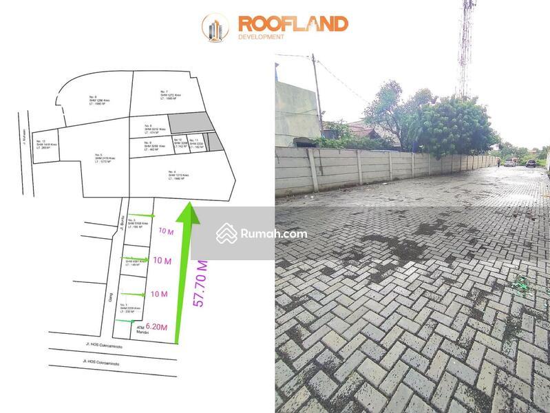 Tanah strategis pinggir jalan raya Ciledug #106896421