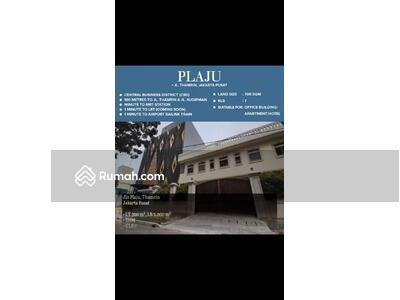Dijual - Rumah di Thamrin Peruntukan Hotel dan Office Tower
