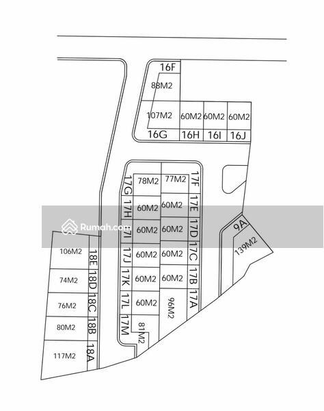 Rumah komersil murah di bekasi timur #107030975