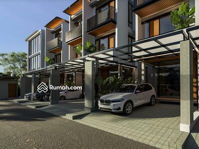 Dijual - Rumah Baru 3 lantai di Petukangan Jakarta Selatan