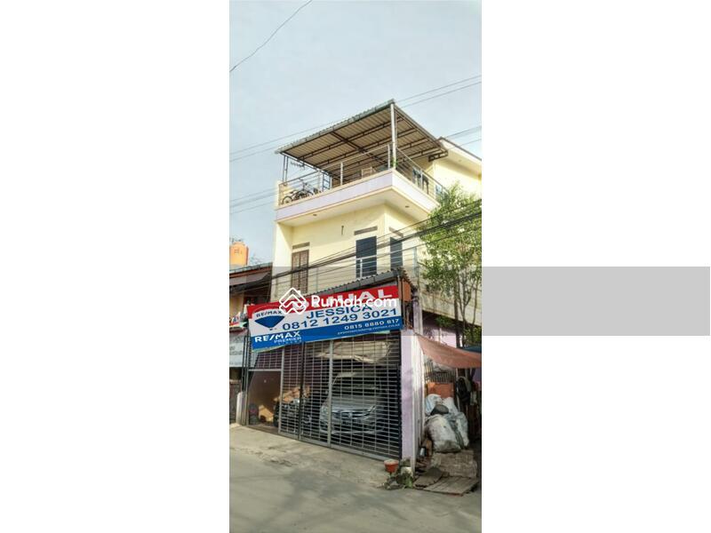 Dijual Rumah 3 lantai di Jalan Fajar Baru Selatan Raya luas 80 m2 Cengkareng Timur Jakarta Barat #107091429
