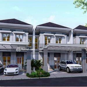 Dijual - Water Terrace Cluster Mewah Dengan Smart Home System dan Private Club House