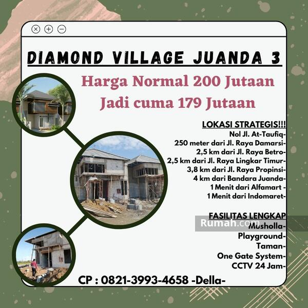 Perumahan Murah Sidoarjo #107138743