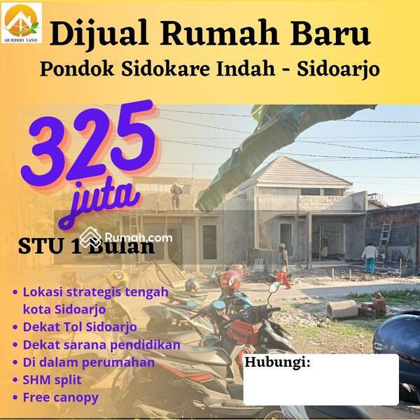 RUMAH MURAH SIDOARJO KOTA READY UNIT,PROMO TERBATAS #107457647