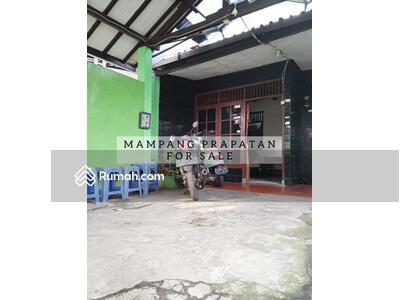 Dijual - Rumah Lama Layak Huni Di Mampang Prapatan Jakarta Selatan