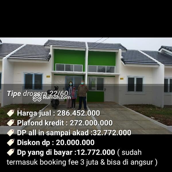 Dijual rumah bebas banjir daerah setu #107166539
