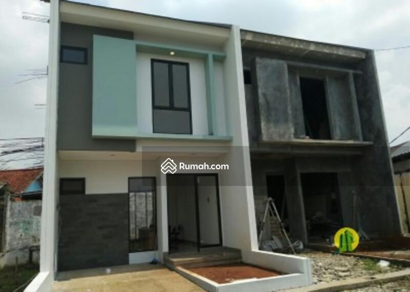 Rumah 2 Lantai di Pamulang Tangerang Selatan Desain Mewah Minimalis Lokasi Strategis Tanah Luas #107195985