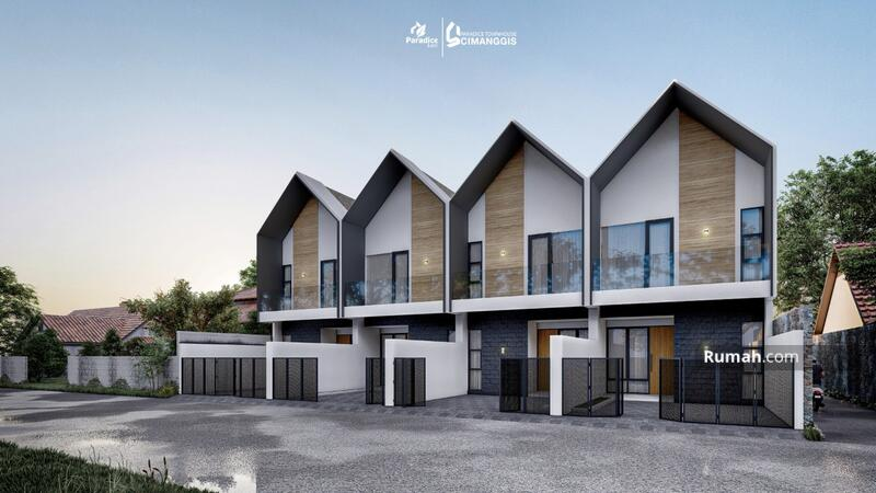 Hunian 2 Lanati Design Scandinavian House Harga Ekonomis Lokasi Dekat Kawasan Elit Cibubur #107197221