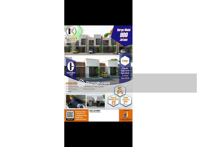 Kanaya House hunian modern minimalis #107297851