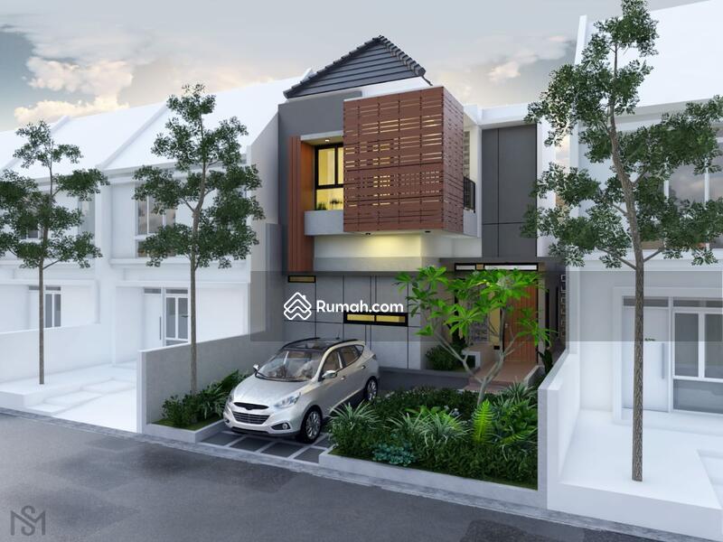 Rumah 2 Lantai di Bekasi Timur Staregis Dekat Dengan Stasiun, Pasar dan Sekolahan #107209419