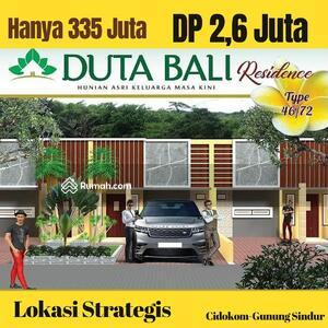 Dijual - Perumahan Duta Bali Residence