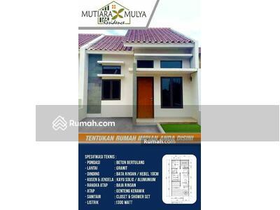 Dijual - Dijual Rumah baru di Mutiara X Mulya Residence dekat St. Depok Lama