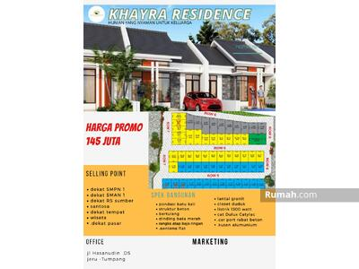 Dijual - Khayra residence