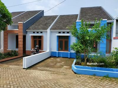Dijual - RUMAH CLUSTER  MURAH READY mangun Jaya