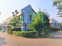 Dijual - RECOMMENDED Rumah hoek 2 lantai luas 240m 15x16, 5 type 3KT cluster cassia JGC Jakarta garden city