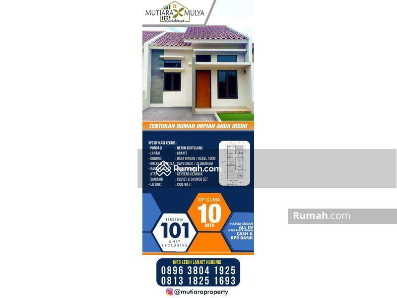 Rumah Di jual di Kalimulya residence, cibinong, Depok. Dekat alun alun GDC, CCM Mall, stasiun depok #107346413
