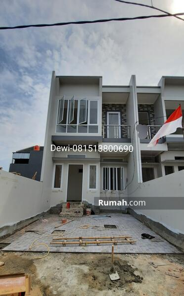 Dijual Rumah Baru di kawasan Imperial Gading #108877831