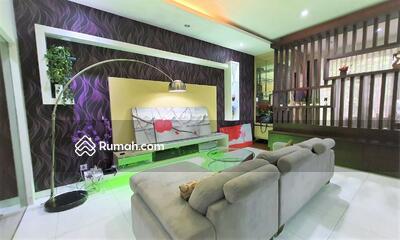 Dijual - Rumah 2lantai full renoved & furnished 8x15 120m type 3KT Cluster Alamanda JGC Jakarta Garden  City
