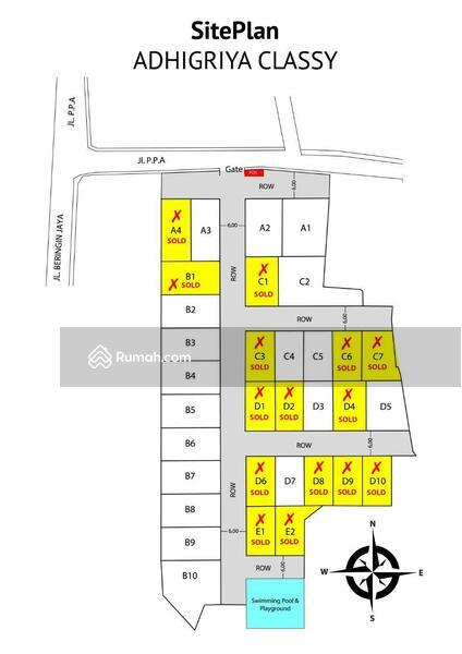 Adhi Griya Classy | Rumah mewah 30 unit di Timur Jakarta #107359985