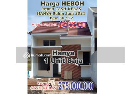 Dijual - rumah murah dijatihandap