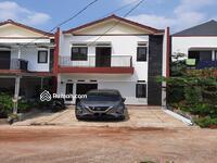 Dijual - Rumah di Depok Cilodong 2 lantai pinggir jalan raya kalimulya dekat stasiun