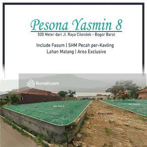 Dijual - 3 Km ke Stasiun Bogor Kota Tanah Kavling Siap Bangun