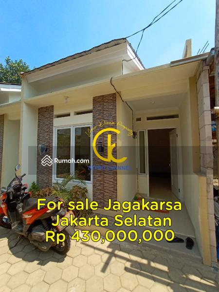 Rumah murah mini Cluster di Jagakarsa Jaksel #107439091