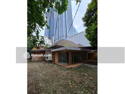 Dijual - Bangunan lama hitung tanah di Jln Sungai Gerong,  Kebon Melati Jakarta Pusat