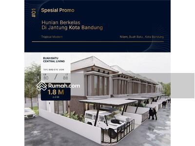 Dijual - Rumah Baru Di Buahbatu Central Living Bandung