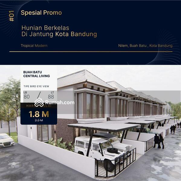 Rumah Baru Di Buahbatu Central Living Bandung #107472807