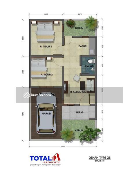 Dijual perumahan baru di daerah Cokroaminoto, Ubung, Denpasar kota. #107529887