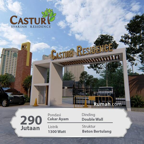 Casturi Residence Syariah #107532645