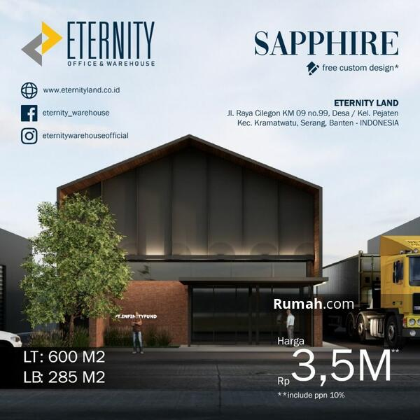Eternity Warehouse & Office Modern #107547615