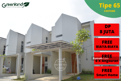 Dijual - Greenland Forest Hill Residence Tahap 2