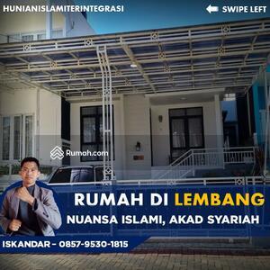 Dijual - RUMAH VINTAGE Siap Huni Di Kawasan Lembang Bandung Barat