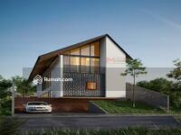 Dijual - New House Best Quality Taman Parahyangan Inden 12 Bulan Sentul City, Bogor
