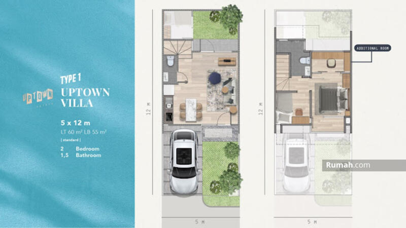 The Uptown estate #107936127
