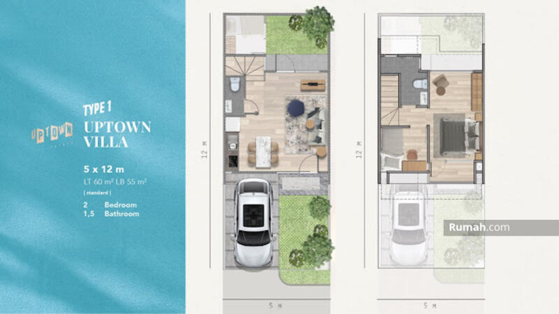 The Uptown estate #107936129
