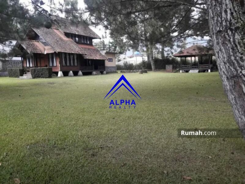 Dijual Villa di Maribaya Lembang #107628351