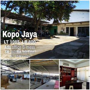 Dijual - Gudang di Kopo Jaya Ex Konveksi