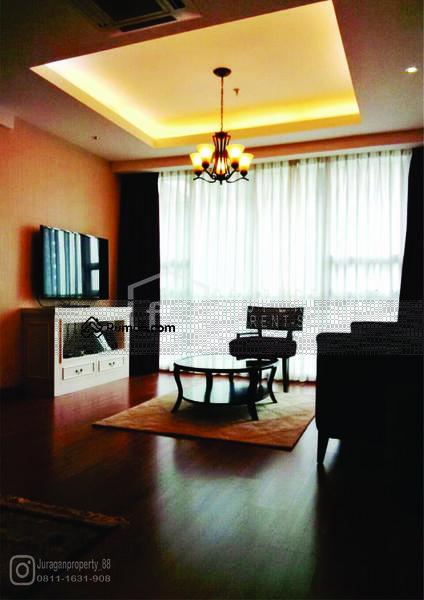 Disewakan Murah Apartemen Kemang Village 2 BR Luas 113 m2 Fully Furnished #107659447