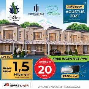 Dijual - RUMAH DI JAKARTA GARDEN CITY CAKUNG JAKARTA TIMUR